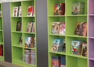 bibliothèque sur mesure enfant