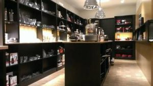 aménagement magasin