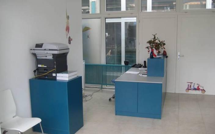 Bureau sur mesure réalisé par Quickmeuble